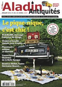 galerie catier art contemporain article aladin antiquités