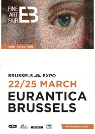 galerie catier art contemporain salon eurantica brussels
