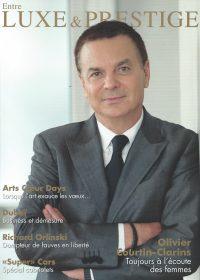 galerie catier art contemporain article luxe et prestige presse